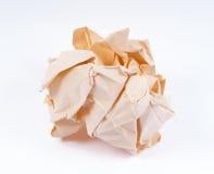 Papel rosado Fotografía de archivo libre de regalías