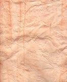 Papel rosado de la textura Imágenes de archivo libres de regalías