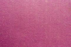Papel rosado viejo Imágenes de archivo libres de regalías