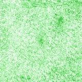 Papel, salpicado con gotas verdes. Fotos de archivo libres de regalías