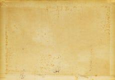 Papel sucio Fotografía de archivo libre de regalías