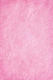 Papel Textured cor-de-rosa Foto de Stock