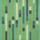 Papel Textured modelo retro de las rayas del camuflaje Foto de archivo libre de regalías