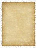 Papel Textured velho imagem de stock