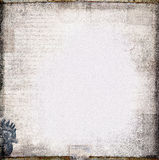 Papel textured vendimia antigua Foto de archivo