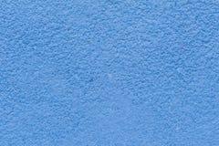 Papel texturizado azul Foto de archivo libre de regalías