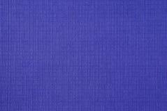 Papel texturizado azul Imagen de archivo