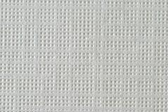 Papel texturizado blanco macro Foto de archivo libre de regalías