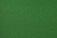 Papel texturizado verde Imagen de archivo