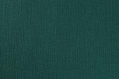 Papel texturizado verde oscuro Fotografía de archivo libre de regalías