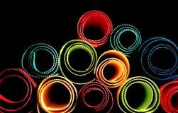 Papel a todo color Imagenes de archivo