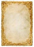 Papel velho Imagens de Stock Royalty Free