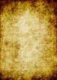 Papel velho da textura do Grunge, manchas, riscos, bege, backg amarelo ilustração do vetor
