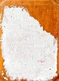 Papel velho na textura de madeira marrom ilustração royalty free