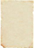 Papel viejo Imagenes de archivo
