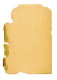 Papel viejo -3 Fotografía de archivo