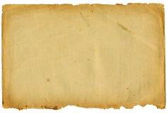 Papel viejo Imagen de archivo