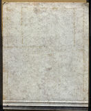 Papel viejo del fondo de textura Imagen de archivo libre de regalías
