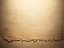 Papel viejo envejecido vendimia Fondo o textura original imagen de archivo