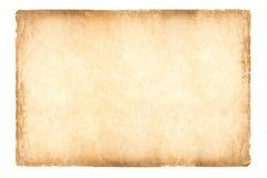 Papel viejo 2 * tamaño 3 (ratio) Fotografía de archivo libre de regalías