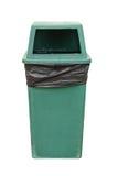Papelera de reciclaje Imágenes de archivo libres de regalías