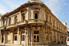 Papeleria O'Reilly building in Havana, Cuba Stock Images