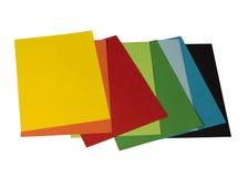 Papeles de la papiroflexia Fotografía de archivo libre de regalías