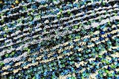 Papeles de rollos de la visión superior Imagen de archivo libre de regalías