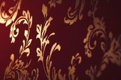 Papeles pintados del damasco imagen de archivo libre de regalías