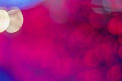 Papeles pintados y fondos de la textura del bokeh de Blure Fotografía de archivo libre de regalías