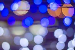 Papeles pintados y fondos de la textura del bokeh de Blure Foto de archivo libre de regalías