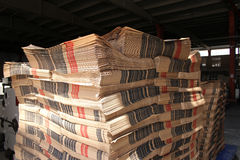 Paper Stock Image