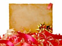Paper-21 viejo Imagen de archivo libre de regalías
