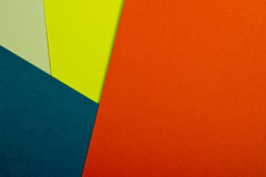 Paper. Different colors of Stock Image