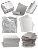 Paper Stock Image