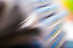 Paper abstraction Stock Photography
