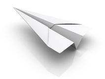 Paper Airplane Stock Images