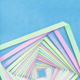 Paper art design Royalty Free Stock Photography