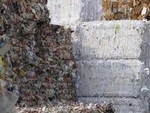 paper avfalls Royaltyfria Foton