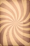 Paper background with burst motif. Retro paper background with burst motif Stock Photography