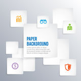 Paper Background Copyspace Stock Photo