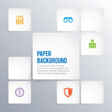 Paper Background Copyspace Royalty Free Stock Photo