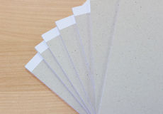 Paper background for your note Royalty Free Stock Images