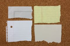 Paper Backgrounds Royalty Free Stock Photo