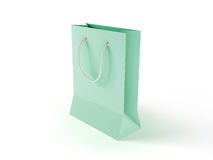 Paper bag. Bag for gifts or shopping Stock Image
