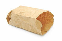Paper bag Royalty Free Stock Photos