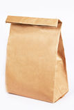 Paper bag. Shopping bag made of paper Stock Photo