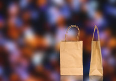 Paper bag Royalty Free Stock Photography