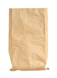 Paper bag for industry Royalty Free Stock Photo
