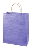 Paper bag isolated. Royalty Free Stock Image